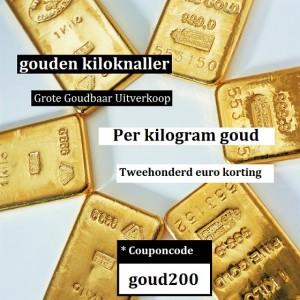 kiloknaller goud