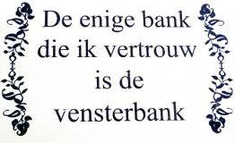 vensterbank