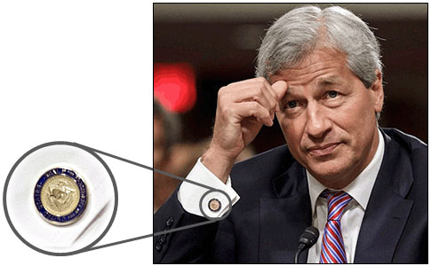 dimon cufflinks