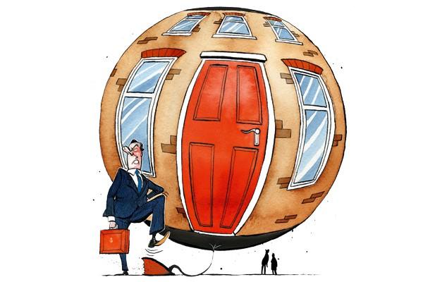 huizenbubbel