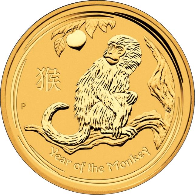 gouden-lunar-2016-munt-aap