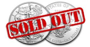 Zilverenmuntensteedsvakermoeilijkverkrijgbaar.Isereentekort!?