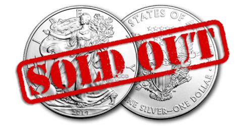 Zilveren munten steeds vaker moeilijk verkrijgbaar. Is er een tekort!?