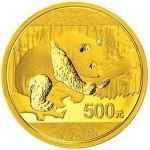 Chinese Centrale Bank lanceert gouden en zilveren munten vanaf 1 gram