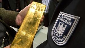Duitse Bundesbank haalt weer goud terug naar Duitsland