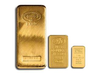 Gold-bullion-bar