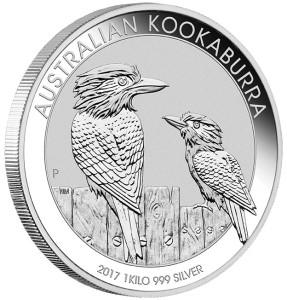 PerthMintintroduceertKookaburra,KoalaenLunarmunten
