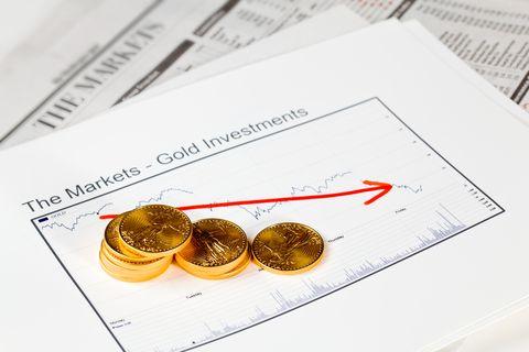 Wat de ETFs ons vertellen: Groot vertrouwen in goud