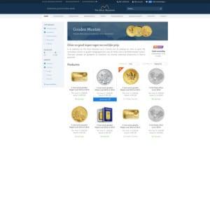 Nieuwe website The Silver Mountain online!