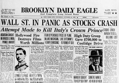 krantenartikel goudstandaard