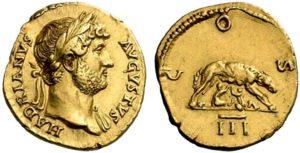 goud oude munt