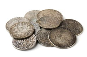 history silver trade