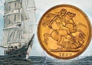 Sovereigns zeilschip