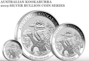 zilveren kookaburra jubileumset