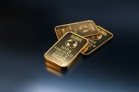 Goud baren