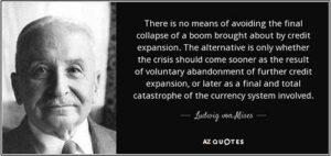 Quote Ludwing von Mises