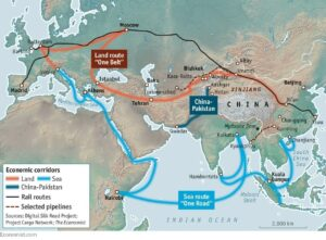 Belt and road monitor
