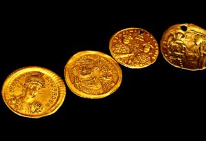 gouden munten