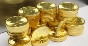 Prijs gouden munten