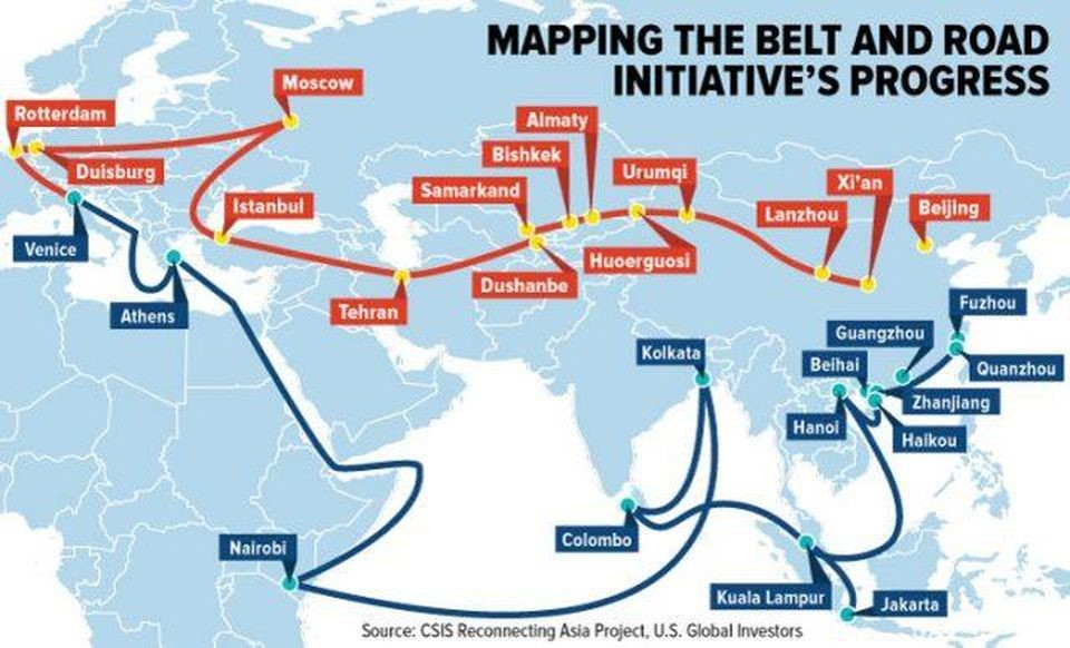 China's Belt And Road Initiative Opens Up Unprecedented Opportunities