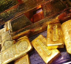 rente en het effect op de goudprijs