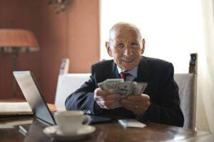 pensioenfondsen stappen in goud