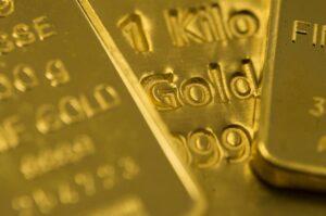 Amerikaanse verkiezingen goudprijs