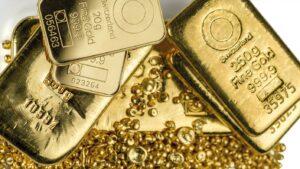 Stijging goud