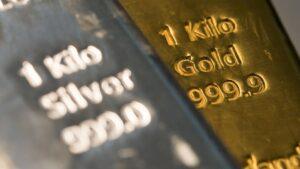 goud- en zilverprijs 2021