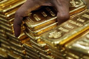 goudprijs verwachtingen Goldman Sachs