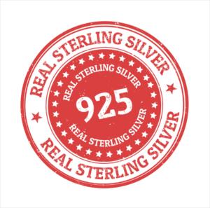 sterling zilver stempel